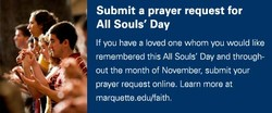 Submit a prayer request for 