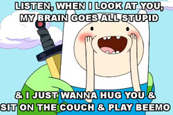 LISTEN, WHEN LOOK AT YOU,- 