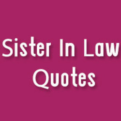 Sister In Law 