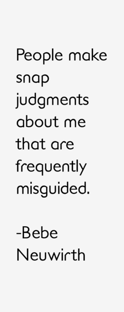 People make 