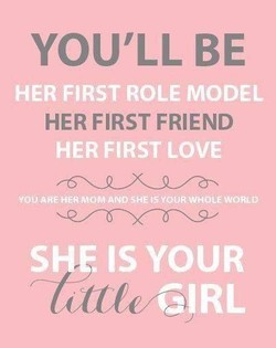 YOU'LL BE 