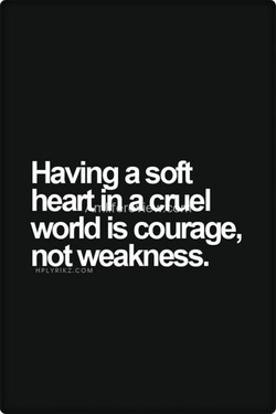 Having a soft 