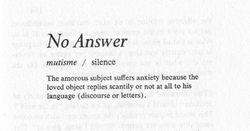 No Answer 