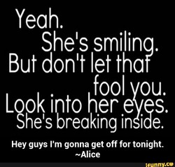 Yeah. 