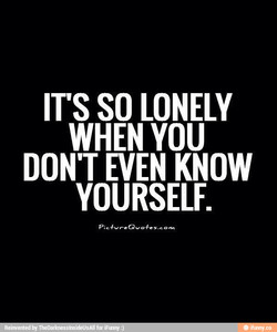IT'S SO LONELY 