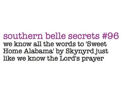 southern belle secrets #96 