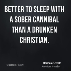 BETTER TO SLEEP WITH 