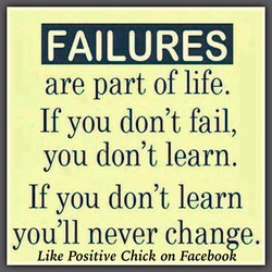 FAILURES 