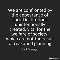 We are confronted by 