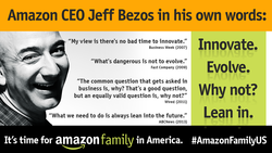 Amazon CEO Jeff Bezos in his own words: 