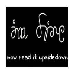 now read it upsidedown