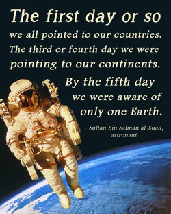 The first day or so 
