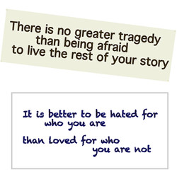 There is no greater tragedy 