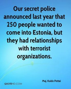 Our secret police 