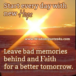 Start every day with