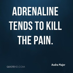 ADRENALINE 