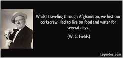 Whilst traveling through Afghanistan, we lost our 