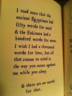 read once that the 
