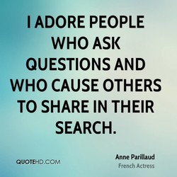 I ADORE PEOPLE 
