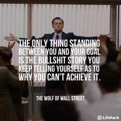 HE ONLY THING ANDING 