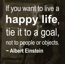 If you want to live a 