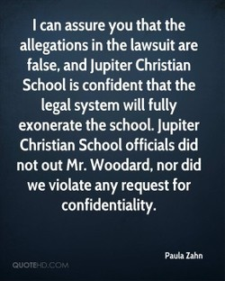I can assure you that the 