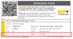BOARDING PASS 