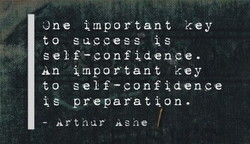 One important key 
