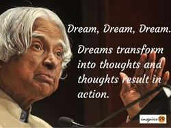 Dream, Dream, Dream. 