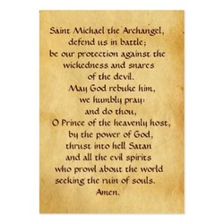 Saint Michael the Archangel, 