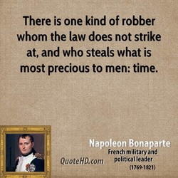 There is one kind of robber 