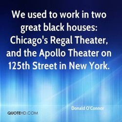 We used to work in two 