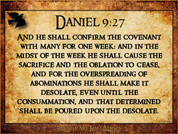 DANIEL 9:27 