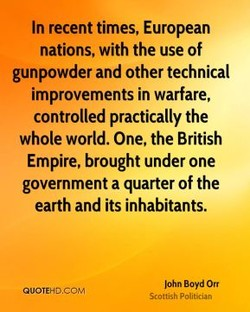 In recent times, European 