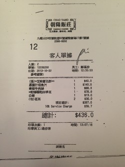 CHAOYANO -V 