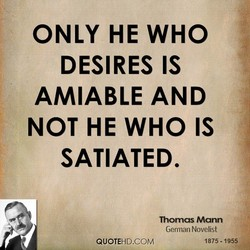 ONLY HE WHO 