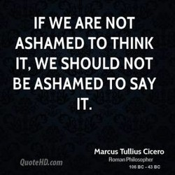 IF WE ARE NOT 