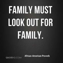 FAMILY MUST 