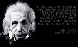 THE WORD GOD IS FOR ME NOTHING 