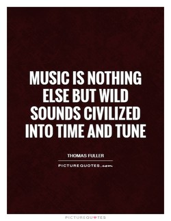 MUSIC IS NOTHING