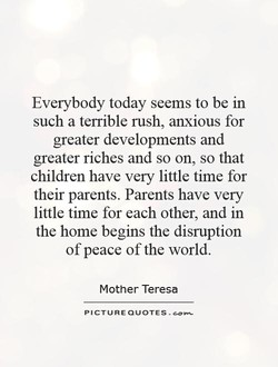 Everybody today seems to be in 