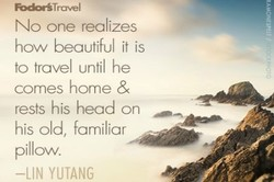 No one realizes 