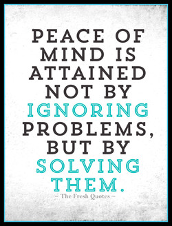 PEACE OF 