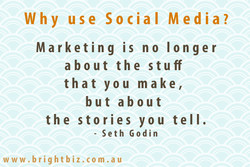 Why use Social Media? 