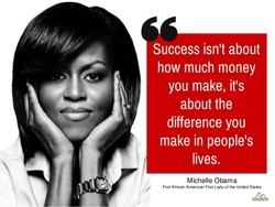 Success isn't about 