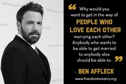 Why would you 