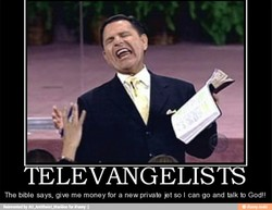 TELEVANGELISTS 