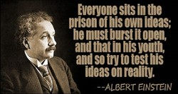 Everyone sits in the 