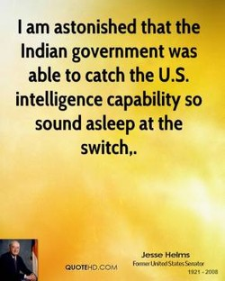 I am astonished that the 