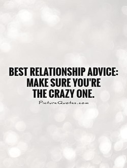 BEST RELATIONSHIP ADVICE: 